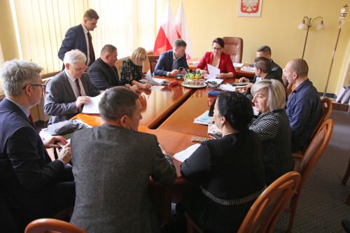 Posiedzenie Komisji Budżetu Sejmiku, 20 Lutego 2020