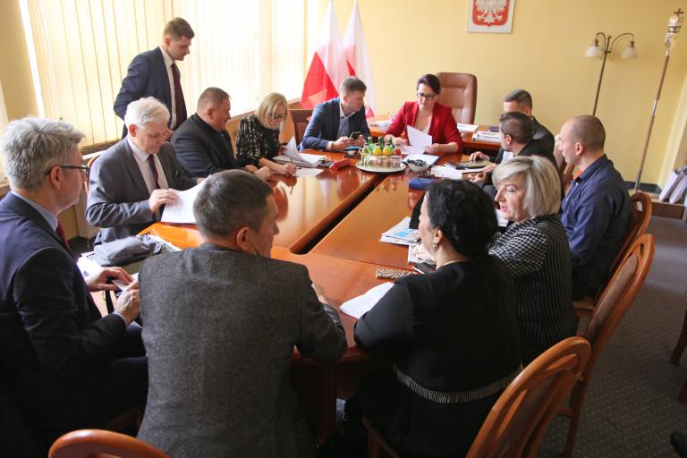 Obradowała Komisja Budżetu i Finansów Sejmiku