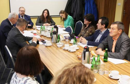 Posiedzenie Komisji Edukacji, Kultury I Sportu Sejmiku, 20 Lutego 2020
