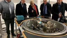 wizyta wicemarszałka Marka Bogusławskiego w Niemieckim Instytucie Metrologicznym