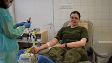 Centrum Przygotowań Do Misji Zagranicznych Akcja Honorowego Oddawania Krwi 3