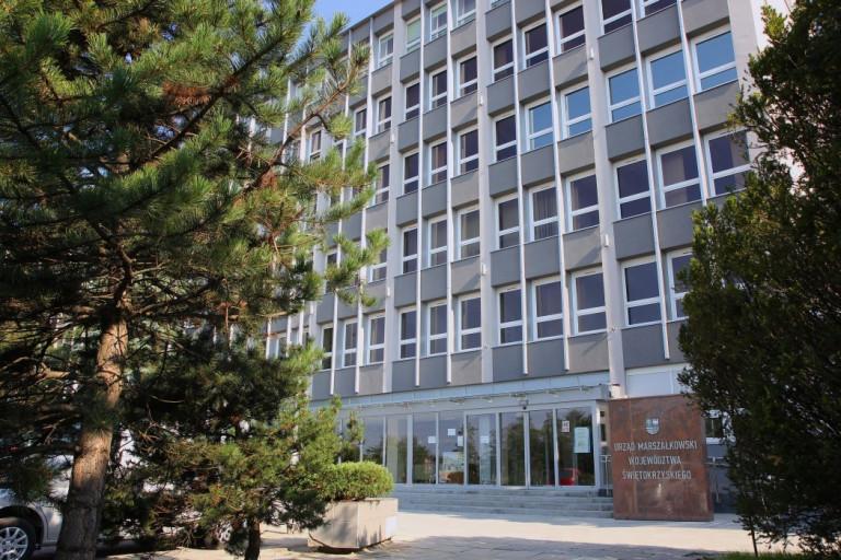 Budynek Urzędu Marszałkowskiego przy al. IX Wieków Kielc 3 w Kielcach