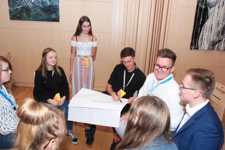 Zapraszamy radnych młodzieżowych do udziału w konferencji
