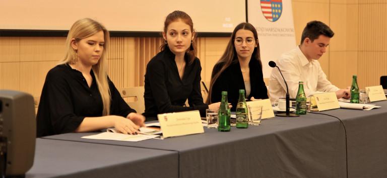 Nabór kandydatów do II kadencji Młodzieżowego Sejmiku