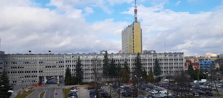 Urząd Marszałkowski Województwa Świętokrzyskiego - budynek główny