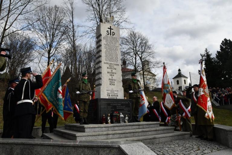 76. rocznica mordu na mieszkańcach Bielin 9 marca 1944 r.
