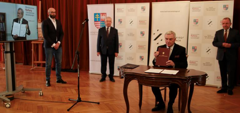 Teatr im. Stefana Żeromskiego w Kielcach kolejną instytucją współprowadzoną przez Ministerstwo Kultury