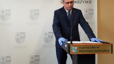 Prezentacja Świętokrzyskiego Pakietu Osłonowego Członek Zarządu Tomasz Jamka