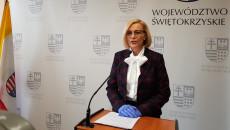 Prezentacja Świętokrzyskiego Pakietu Osłonowego Wicemarszałek Renata Janik