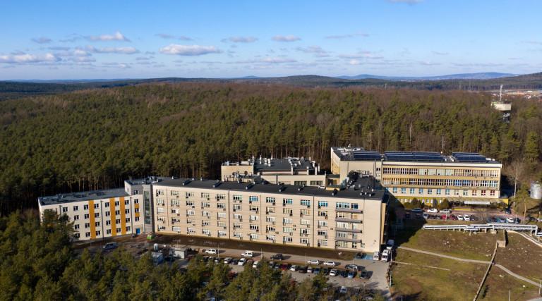 Szpital Zdjęcie Wyróżniające