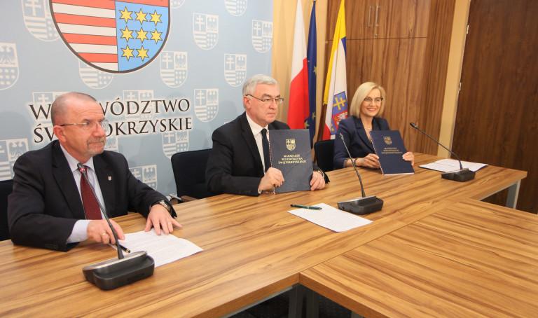 """32,5 mln zł na projekt Województwa Świętokrzyskiego """"Stop wirusowi!"""""""