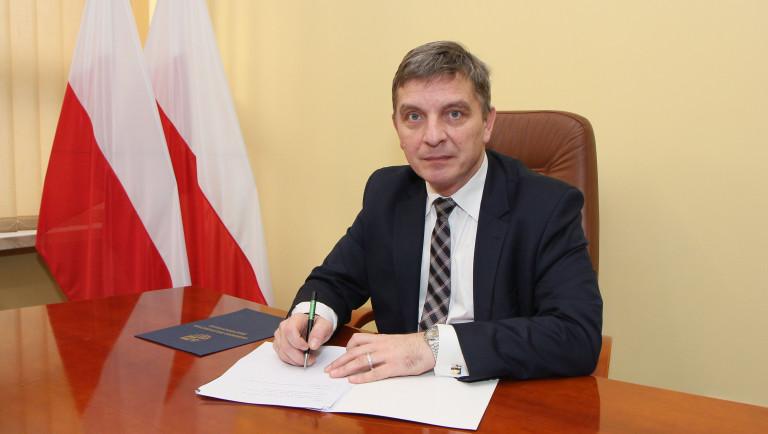 Andrzej Pruś Przewodniczący Sejmiku Województwa 1