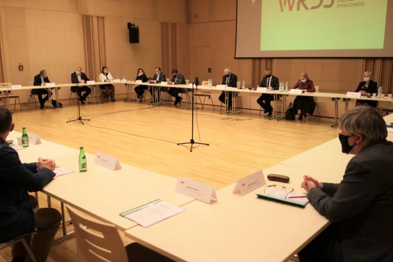 Wojewódzka Rada Dialogu Społecznego o przeciwdziałaniu skutkom ekonomicznym pandemii COVID-19