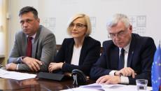 Tomasz Jamka, Renata Janik, Andrzej Bętkowski