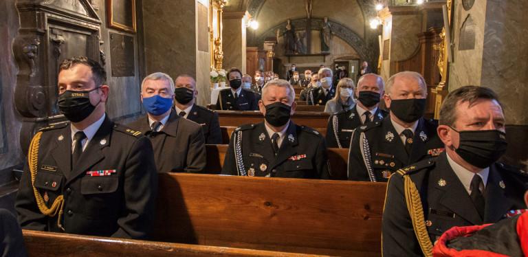 Międzynarodowy Dzień Strażaka – modlitwa i różaniec w katedrze