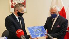 Uroczyste Przekazanie Promesy Rządowej Na Finasowanie Dokumentacji Budowy Obwodnicy Zachodniej Starachowic (3)