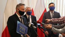 Uroczyste Przekazanie Promesy Rządowej Na Finasowanie Dokumentacji Budowy Obwodnicy Zachodniej Starachowic (4)