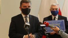 Uroczyste Przekazanie Promesy Rządowej Na Finasowanie Dokumentacji Budowy Obwodnicy Zachodniej Starachowic (8)