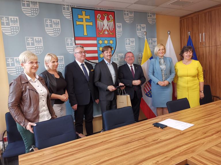 Na wsparcie aktywności seniorów w gminie Łagów