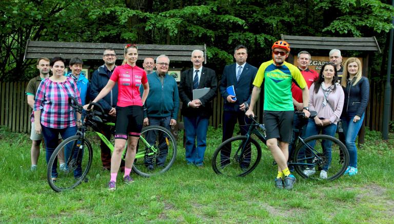 Pracują nad przebiegiem tras rowerowych w regionie