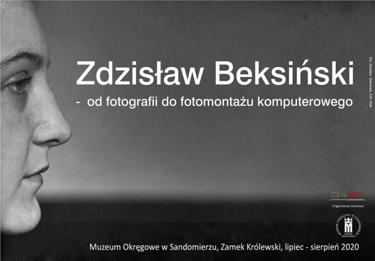 Wystawa fotografii  Zdzisława Beksińskiego