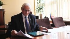 Członek Zarządu Marek Jońca Zdalnie Uczestniczy W Zdalnej Sesji Sejmiku Województwa