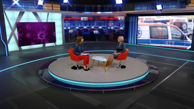 """""""Stop wirusowi"""" – nowy program na antenie TVP3 Kielce"""