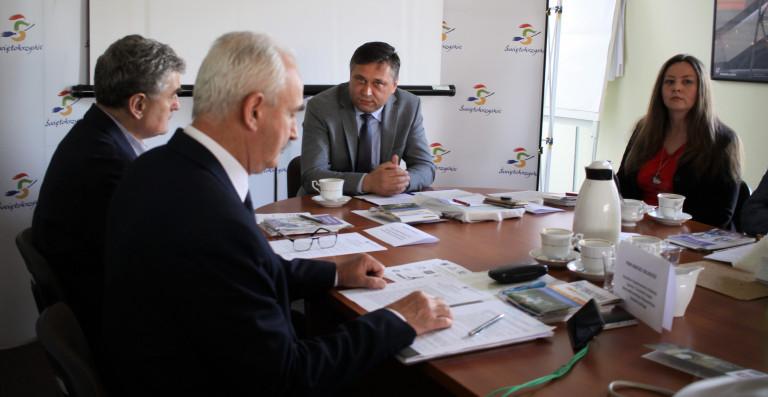 Samorząd województwa chce ściśle współdziałać z PTTK
