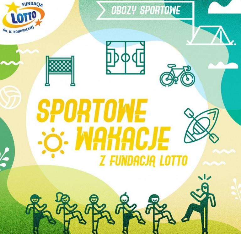 """Konkurs dla organizacji pozarządowych """"Sportowe Wakacje z Fundacją LOTTO"""""""