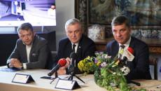 Robert Kotowski, Andrzej Bętkowski, Andrzej Pruś