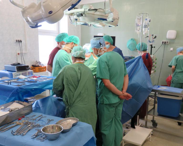 O transplantologii trzeba rozmawiać