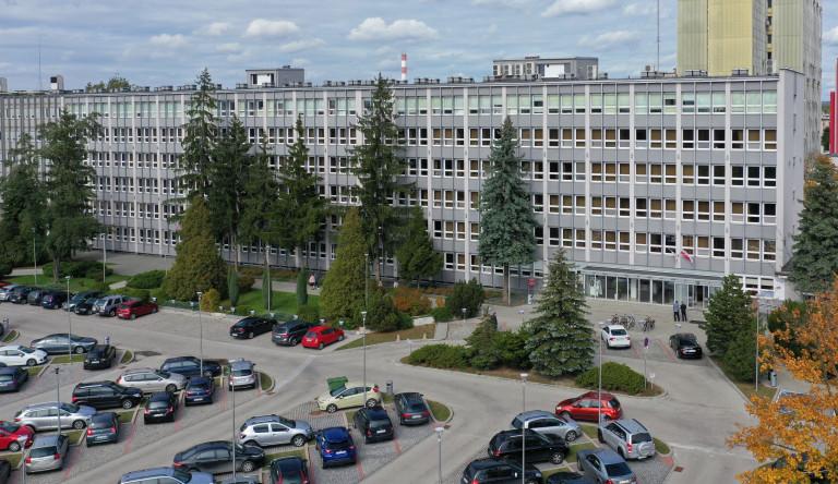 Budynek Urzędu Marszałkowskiego Województwa Świętokrzyskiego