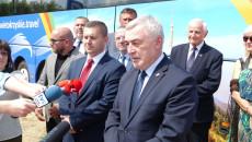 Konferencja Prasowa Marszałek Andrzej Bętkowski