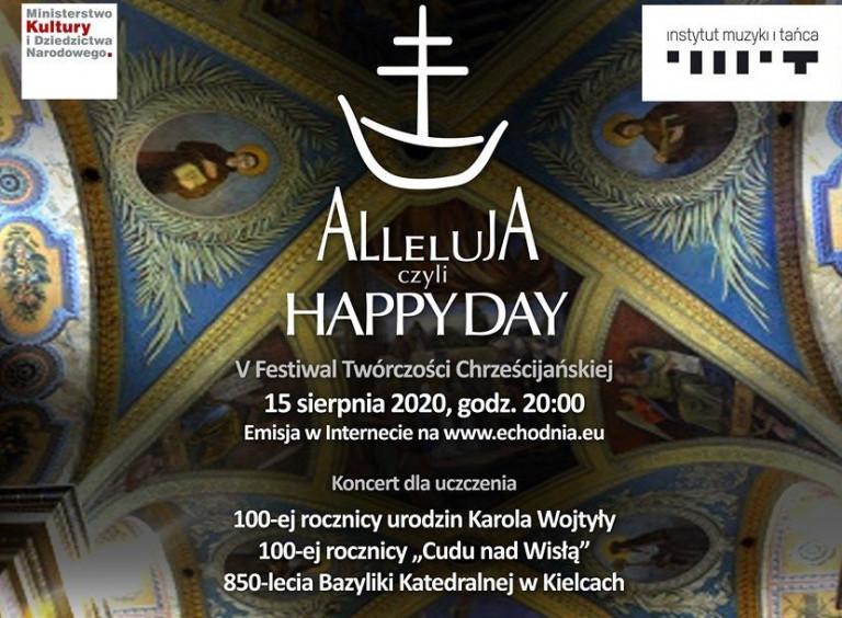 Zbliża się V Festiwal Twórczości Chrześcijańskiej w Kielcach