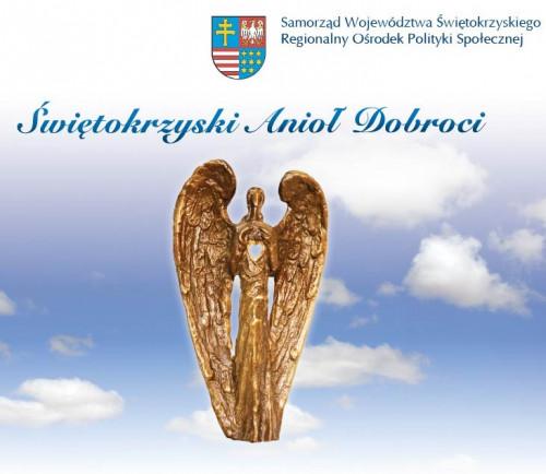 Świętokrzyski Anioł Dobroci Grafika