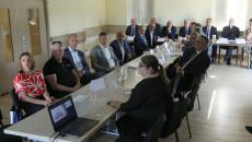 Konsultacje Strategii Województwa 2030+ z udziałem włodarzy Związku Gmin Gór Świętokrzyskich