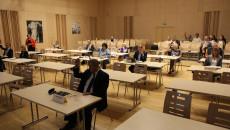 Spotkanie Komitetu Sterującego Regionalnego Programu Operacyjnego Województwa Świętokrzyskiego, widok ogólny sali