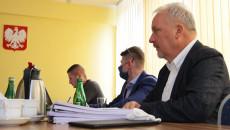 Posiedzenie Komisji Strategii Sejmiku Województwa Świętokrzyskiego, widok ogólny sali