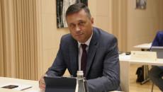 Członek Zarządu Województwa Świętokrzyskiego Tomasz Jamka