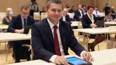 Radny Województwa Świętokrzyskiego Marcin Piętak