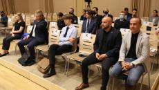 Sala zebrani goście na obradach Sejmiku Województwa Świętokrzyskiego