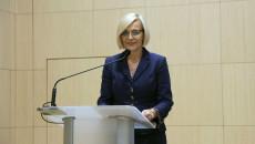 Przemowa wicemarszałek Renata Janik