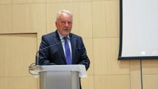 Przemawia Radny Grzegorz Banaś