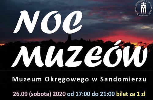 Noc Muzeów W Sandomierzu