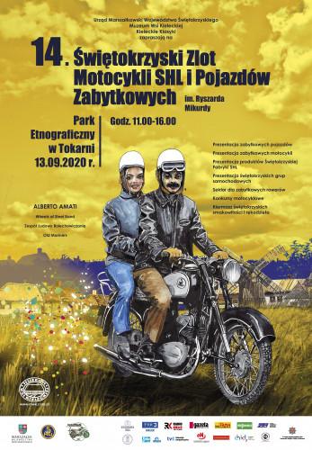 Plakat Wydarzenia Motopiknik 2020