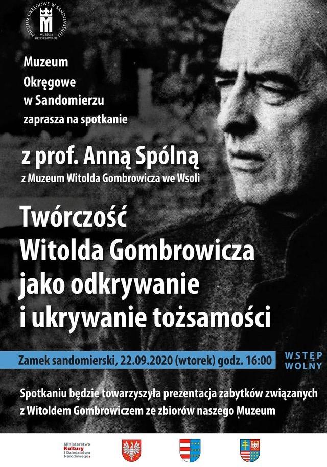 O twórczości Witolda Gombrowicza