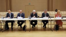 Wojewódzka Rada Dialogu Społecznego Posiedzenie Wrześniowe, Przemawia Marszałek Andrzej Bętkowski