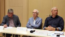 Przedstawiciele Związków Zawodowych Uczestniczący W Posiedzeniu