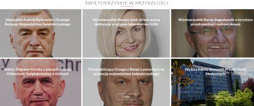 Andrzej Bętkowski Renata Janik Marek Bogusławski Grzegorz Banaś