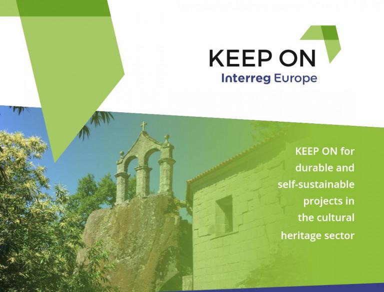 Grafika Promujaca Projekt Interreg Europe Keep On
